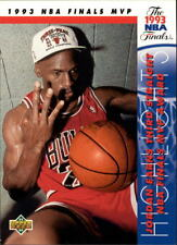 Michael Jordan Upper Deck #204 1993/94 NBA Basketball Card