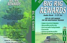 Big Rig Rewards Combo!   How to Start Your Own Trucking Company BOOK AND CD SET