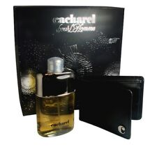 Cacharel Pour Homme by Cacharel for Men Set - EDT Cologne Spray 3.4 oz + Wallet