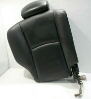 2003 INFINITI FX35 REAR RIGHT PASS SEAT UPPER CUSHION BLACK OEM 04 05 06 07 08