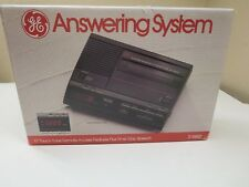 GE Answering Telephone Machine System 2-9882