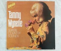 Tammy Wynette - Superb Country Sounds - Vinyl Album LP - Classic Country