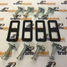 Land Rover Defender Front Door Hinge Bolt Fixing Kit - Quality Bearmach Parts