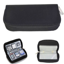 LOT OF(10)Memory Card Storage Carrying Pouch Case Holder WalletFor SD/SDHC/MS/DS