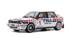 LANCIA DELTA INTEGRALE 16 V TOUR DE CORSE 91 voiture miniature 1/18 collection