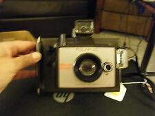 Vintage Polaroid Minute Maker Colorpack Land Camera & Manuals