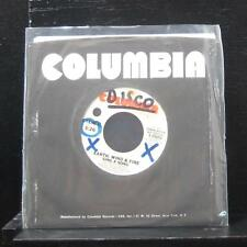 """Earth, Wind & Fire - Sing A Song 7"""" VG+ 3-10251 Promo Columbia 1975 Vinyl 45"""