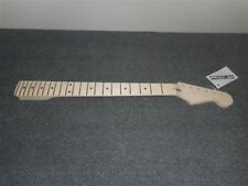 NEW - Replacement Neck For Fender Stratocaster, 22 Frets, Solid Maple - #SMO