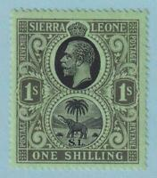 SIERRA LEONE 115  MINT HINGED OG * NO FAULTS EXTRA FINE !