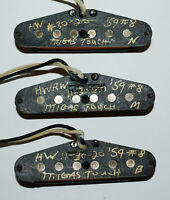 For Stratocaster '59 Vintage Pickups Set Hand Wound by Migas Touch Strat # 8