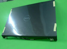 "NEW Dell Studio 1535 1536 1537 15.4"" Black LCD Back Cover Lid W/Hinges P613X"