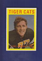 Tony Gabriel 1972 O-PEE-CHEE CFL Football #9 (NM)