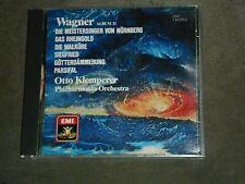 Wagner: Overtures & Preludes Otto Klemperer Japan CD