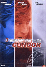 3 Three Days Of The Condor (1975) - Robert Redford DVD *NEW