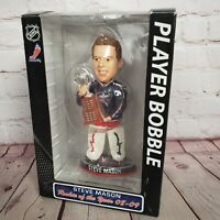 Vtg Steve Mason Columbus Blue Jackets Rookie of the Year Bobblehead New