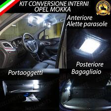KIT LED INTERNI OPEL MOKKA CONVERSIONE INTERNA A LED COMPLETA CANBUS