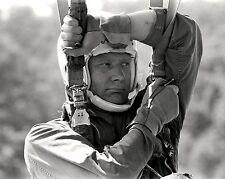 BUZZ ALDRIN APOLLO 11 ASTRONAUT DURING TRAINING - 8X10 NASA PHOTO (ZY-175)