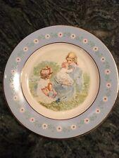 Avon Tenderness Commemorative Plate In It's Original Box 9 1/4� Diameter