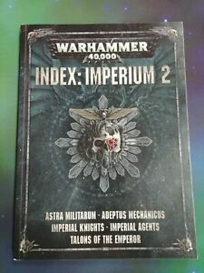 Warhammer 40K - Index Imperium 2 Softcover