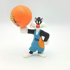McDonald's Happy Meal toy Space Jam A New Legacy #9 Sylvester 2021