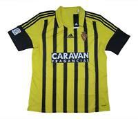 Real Zaragoza 2016-17 Authentic Away Shirt (BNIB) XL Soccer Jersey