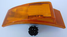 1x Front Amber Indicator Lamp for VOLVO FH FM Version 1 1998-2002 Left=Right E9