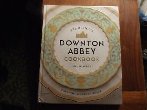 Unopened Official Downton Abbey Cookbook by Annie Gray