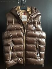 Moncler Herren Stepp Weste Daunen Jacke Top Mode Fashion Größe L