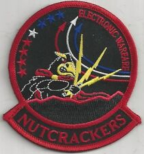 USAF 413 FLIGHT TEST SQ  PATCH               'NUTCRACKERS'            FULL COLOR