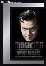 DVD: Magician: The Astonishing Life & Work of Orson Welles, Chuck Workman. New C