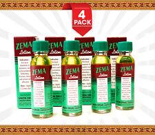 Zema Lotion 4Pack Dermatitis Psoriasis Eczema Treatment Salicylic Acid 12%