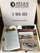 DIECAST ATLAS EDITIONS WW2 DEFENCE OF THE REICH MUSTANG P51 & FOCKE WULF F190