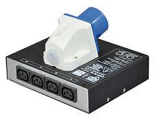NJD Dimmer Pack Dmx IEC etapa de salida de iluminación Par puede Controlador 5p Xlr