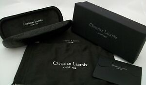 Christian Lacroix Glasses Case