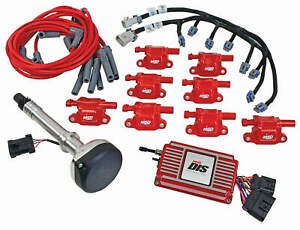 DIS Kit, Chevy Small/Big Block, RED - 60151