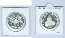 """France 100 francs """"Panthéon"""" 2000 PP seulement 15.000 EXEMPLAIRES!"""