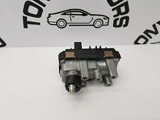 2014 BMW XDRIVE F30 320D 2.0 DIESEL N47 TURBO CHARGER ACTUATOR 49335-19411
