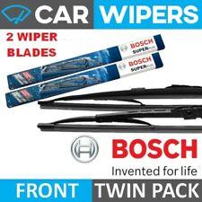 Fits Toyota Prius Plus ZVW4 MPV Bosch Superplus Front Windscreen Wiper Blades