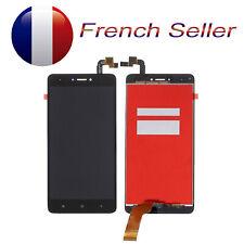 """Écran LCD Tactile Display Touch Digitizer Pour Xiaomi Redmi Note 4X 5.5"""" Noir"""