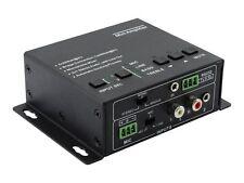 KanexPro AP2DBL Mini 2-input Audio Amplifier With Microphone Mixer