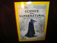 SCIENCE OF THE SUPERNATURAL NATIONAL GEOGRAPHIC 2019 MAGAZINE PAGAN WICCA GHOSTS