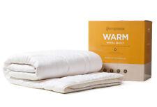 King Size Mini Jumbuk WARM Quilt  Minijumbuk Warm Australian 100% Wool Doona