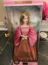 Princess of England Barbie Doll. Dolls of the World (Princess Collection) NRFB