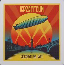 LED ZEPPELIN, CELEBRATION DAY POSTER (SQ24)
