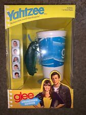 YAHTZEE NIB GLEE COLLECTORS EDITION HASBRO USAOPOLY 20th CENTURY FOX TV SHOW