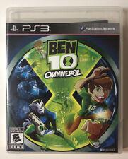 Ben 10 Omniverse - Playstation 3 PS3