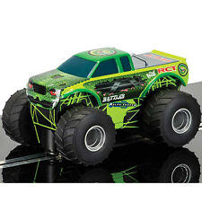 Scalextric, Slot Car c3711 equipo Scalextric Monster Truck