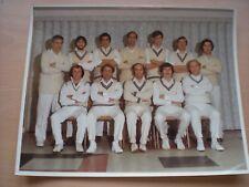Una foto real de Frome Cricket Club desde la década de 1970? Colin Draga Etc