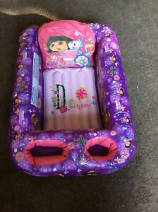Dora The Explora Bathtub For Babies NB To 6 Months / Inflatable