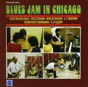 Fleetwood Mac Blues Jam in Chicago Volume 2 7 Extra Tracks Remastered CD NEW